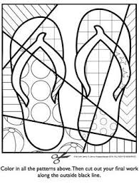 Small Picture Summer Activities Free Interactive Coloring Sheet also great