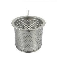 Talea 77cm Stainless Steel Kitchen Sink Strainer Waste Plug Drain