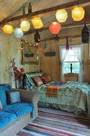 bohemian chic bedroom decorating ideas 5