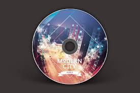 Modern Cd Cover Design Modern City Cd Cover Artwork