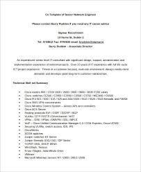36+ Sample Cv Templates - Pdf, Doc | Free & Premium Templates