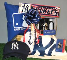 yankees gift baskets gourmet food yankees gift basket