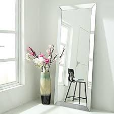 mirror 70 x 40. floor mirrors full length large size mirrored bevel framed mirror for bedroom sitting room bathroom ( 70 x 40