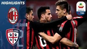Watch AC Milan vs Cagliari Live ...