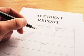 Accident Report Archives Presnell On Privileges