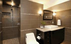 bathroom tiling designs fascinating style of monochromatic grey bathroom tile ideas also images