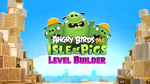 Angry Birds VR: Isle of Pigs launches a level builder, now available on  Oculus