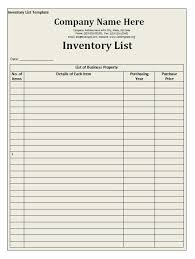 Excel Inventory Spreadsheet Templates Tools Tool Inventory Sheet