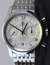 omega de ville co axial chronograph watch review ablogtowatch omega de ville co axial chronograph watch review wrist time reviews