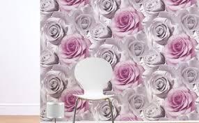 prevnav girls chic kids bedroom feature wall decor