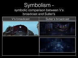 v for vendetta justice and revenge essay 4th of a year later 8 symbolism symbolic comparison between v s