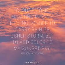 Quotes About Beautiful Sunsets Best Of 24 Literary Quotes On Sensational Sunsets