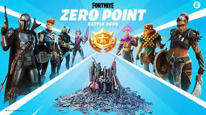 Fortnite Chapter 2 Season 5 Zero Point ...