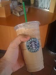 Frappuccino Starbucks Calories Light Starbucks Grande Caramel Light Frappuccino With A Banana B