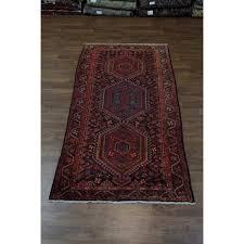 rug on carpet in hallway. Unique Hallway Thick Pile Zanjan Runner Persian Oriental Area Rug Carpet 5X10 On In