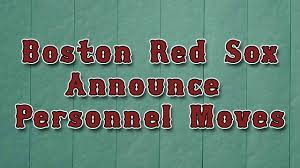 Boston Red Sox Announce Personnel Moves Pawtucket Red Sox News