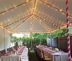Tent String Lights Lighting Atent For Rent
