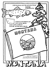 Small Picture Montana Coloring Page crayolacom