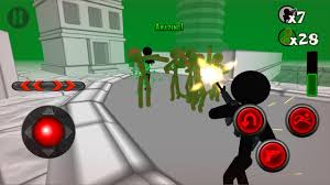 stickman zombie 3d android gameplay
