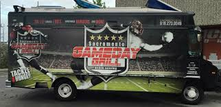 Gameday Grill Food Truck   Sacramento