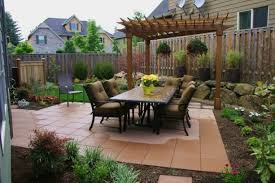 Backyard Ideas For Small Yards No Grass ...