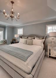 blue gray paint bedroom. Interesting Blue Bedroom With Calm Cool Blues U0026 Grays  House Of Turquoise Great  Neighborhood Homes  LOVE WALL COLOR Inside Blue Gray Paint I