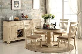 round kitchen table set. Dining Room Furniture Round Kitchen Table Sets Decor White Tall Traditional  Set Teak Wood Counter Height