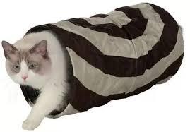 <b>Игрушка</b> для кошки <b>Trixie тоннель</b> для кошки шуршащий 50 см, ф ...