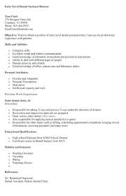 ☜ 40 Orthodontic Assistant Resume Cool Orthodontic Resume