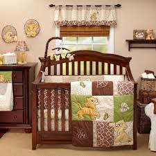 lion king go wild baby bedding and decor