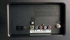 lg tv component input. credit: lg tv component input t