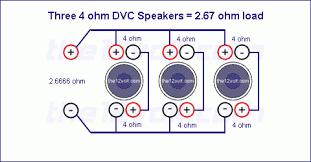 single voice coil wiring diagram wiring diagram wiring a dual voice coil sub auto diagram schematic