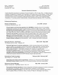 Sample Director Of Operations Resume Operations Manager Sample Resume Resume Template 23