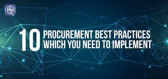 10 Procurement Best Practices You Should Be Doing Right Now | ThunderQuote  Blog