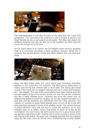 fm micro feature essay examples 9 10 the cinematography