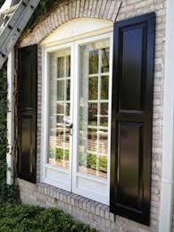 black exterior window shutters. Modren Black Exterior Shutters Design Pictures Remodel Decor And Ideas  Page 19 For Black Window K