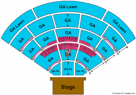 Cricket Amphitheatre Seating Chart Cricket Wireless Amphitheatre Formerly Coors Amphitheatre