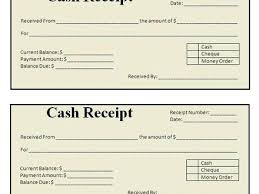 Cheque Payment Receipt Format In Word Classy Sample Money Receipt Format For Received Cash Receiving Invoice