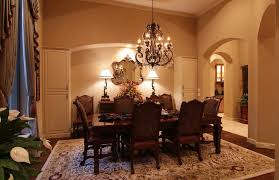 image of tuscan style chandelier addition