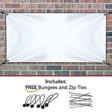 Blank Banner Half Price Banners Blank Banner Indoor Outdoor 3x5 Made In The Usa