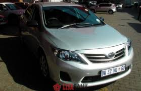 TOYOTA COROLLA QUEST 1.6 A/T | LisaCars