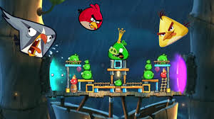 Angry Birds 2 King Pig Panic   King Boss Level Stage 1 Gameplay ...