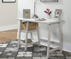 ashley mirimyn antique white desk