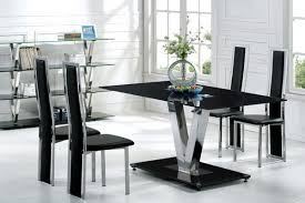 modern dining table and chair sets Home Design Idea