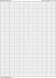 3 Knitting Graph Paper Free Download