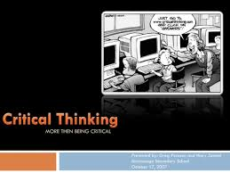 critical thinking on concept of education powerpoint templates ppt backgrounds for slides      print AinMath