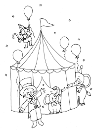 Tent Coloring Page Free Online Printable