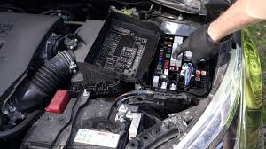 how to check and replace fuses toyota corolla years 2015 to 2020 toyota auris 2009 fuse box location at Toyota Auris Fuse Box Location