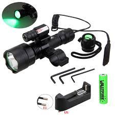 VASTFIRE <b>LED Tactical</b> Gun <b>Flashlight VA 802</b> XML T6 Hunting ...