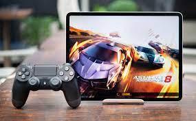 Chơi game trên iPhone và iPad bằng tay cầm Dualshock Playstation 4
